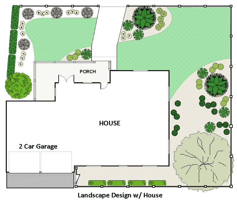 Landscape Design Software With Cad Pro