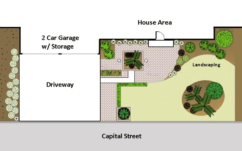Landscape Design Software with CAD Pro