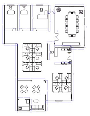 Commercial Floor Plan Software Office Design
