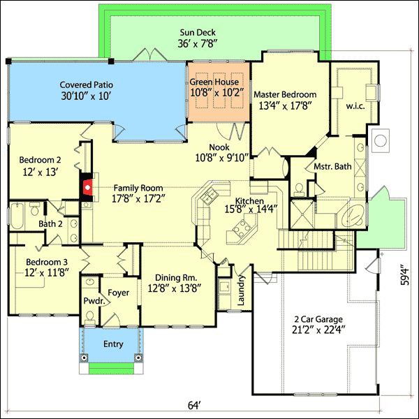 Small House Plans | Small House Designs | Small House Layouts