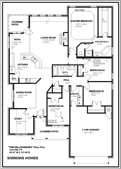 Free floor plans floor plans for free floor plans Free floor design software