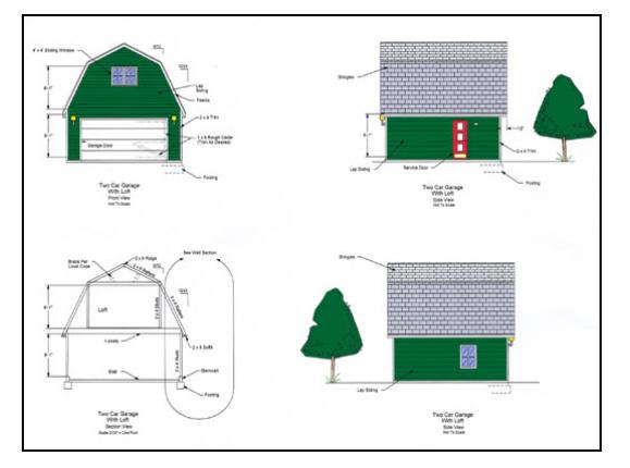 Elevation Diagram Creation | Elevation Design | Home Elevation ...