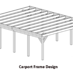 Carport Frame Plan