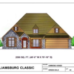 Home Elevation Sample