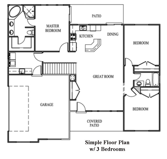 Floor plan cad pro for Floor plan drafting services