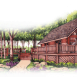 Lakehouse Deck Design