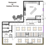 Restaurant Floor Layout
