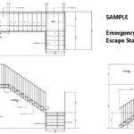 Emergency Fire Escape Design