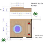Building Permit Hot Tub Deck