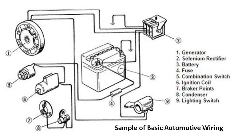 Sample Circuit Diagram | Electrical Drawings Electrical Cad Drawing Electrical Drawing