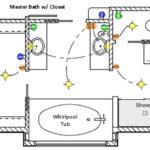 Master Bath Plan