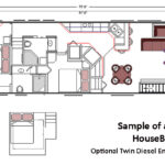 House Boat Sample Design
