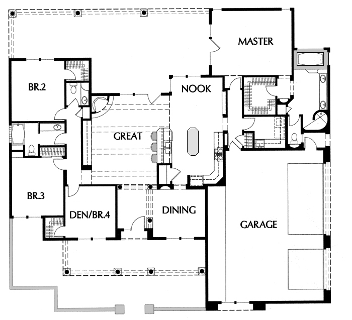 Home Floor Plans | House Floor Plans | Floor Plan Software | Floor ...