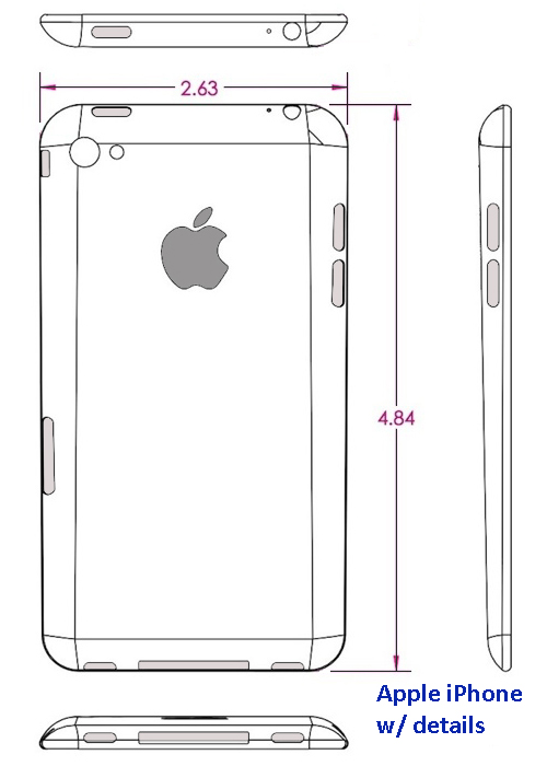Iphone Design Cad Pro