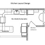 Kitchen Layout Sample
