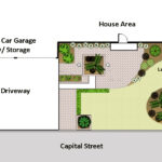 Complete Home Landscape Layout