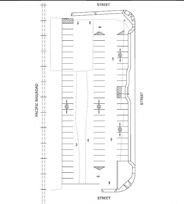 Exceptionnel Parking Lot Layouts | Parking Layouts | Parking Lot Designs ...