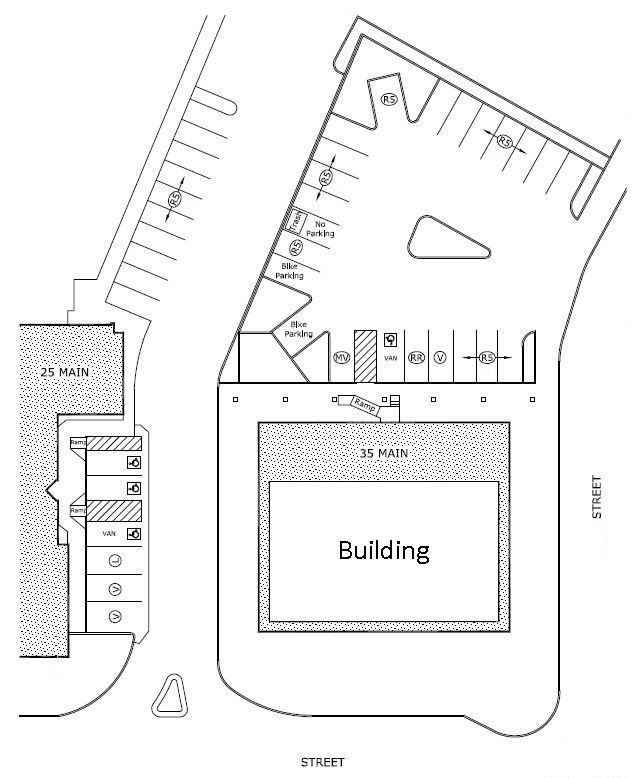 parking lot layouts
