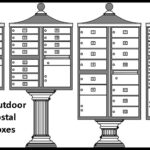 Postal Box Drawings