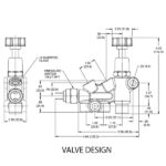 Easy Drafting Software Valve Drawing
