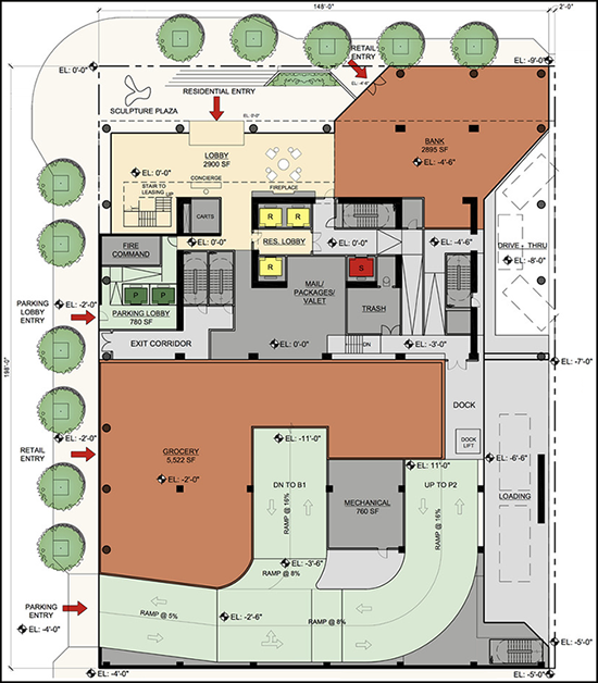 Building design software cad pro Building drawing software