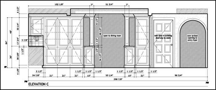 Construction Detail Drawings