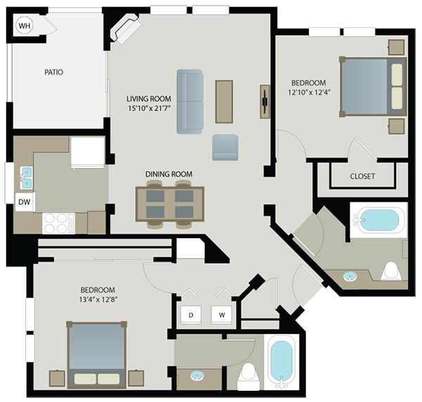 Floor plan software roomsketcher plan drawing floor plans Easy floor plan drawing