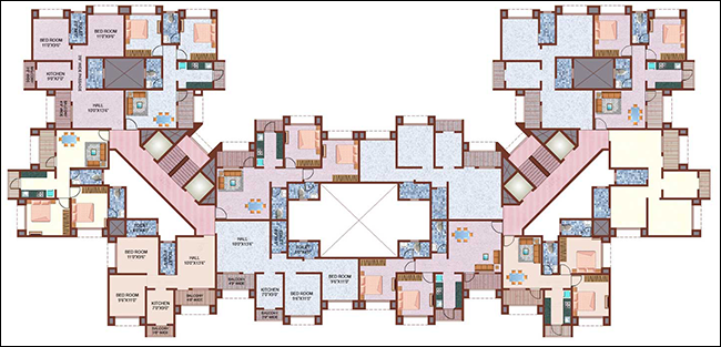 Building floor plan software gurus floor Building design software