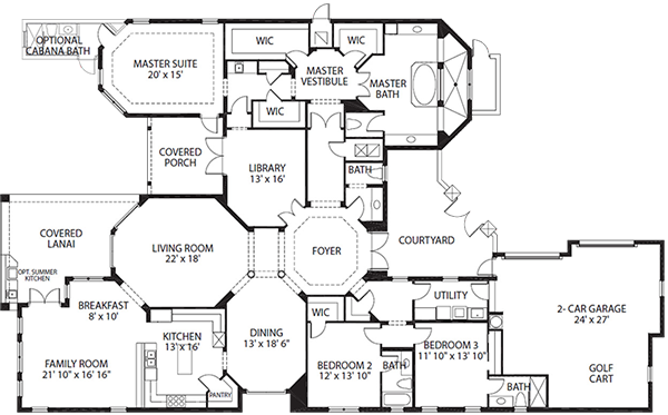 Residential building design software cad pro for Residential floor plan software