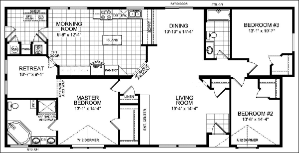 Easy Barndominium Floor Plans Software