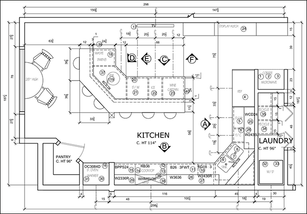 home remodeling CAD software