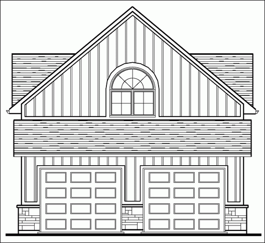 Garage Designs Building A Detached Garage Designs The: Design Detached Garage Floor Plans