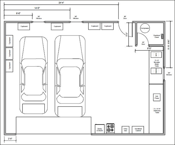 Detached Garage Plans