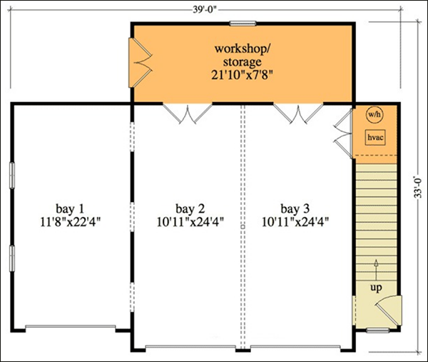 easy detached garage floor plans software cad pro