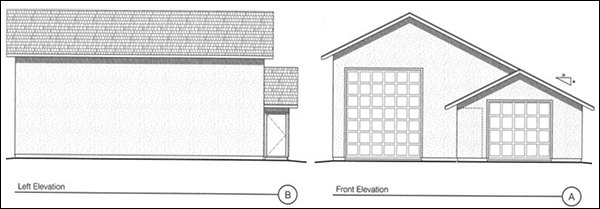 Easy Pole Barn Drawing Software and Pole Barn Designs