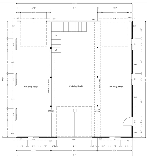 Pole barn building design cad software cad pro Cad software for house plans