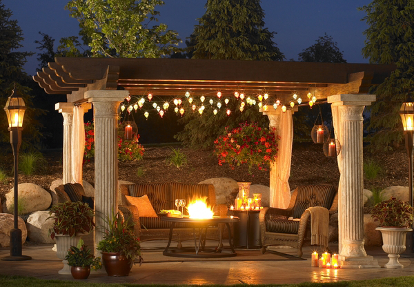 Easy Outdoor Living Design Projects