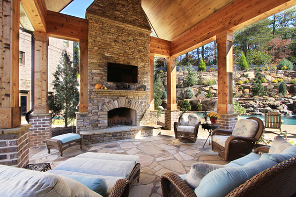 Easy Outdoor Living Design Software Outdoor Living Space Plans