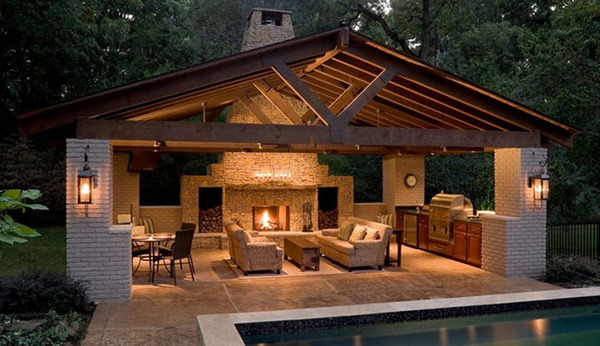 Outdoor Living Design Five Step Process | Outdoor Living Space Plans
