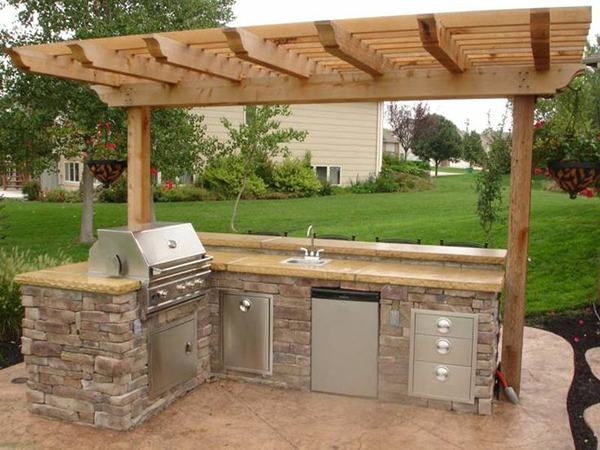 Outdoor Kitchen Budget Planning Guide | CAD Pro