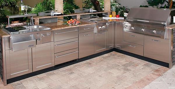 Top Ten Amazing Outdoor Kitchen Appliances  CAD Pro