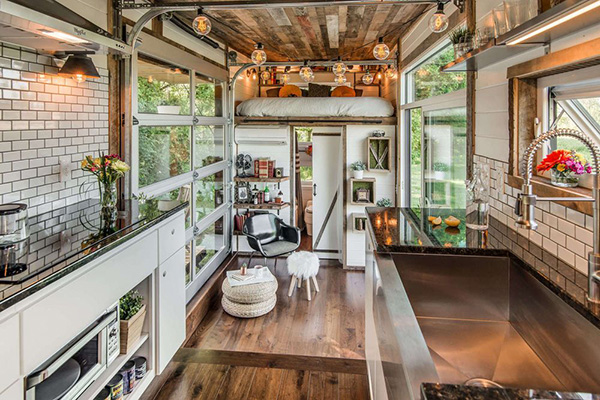 New Tiny Home Builder Plans