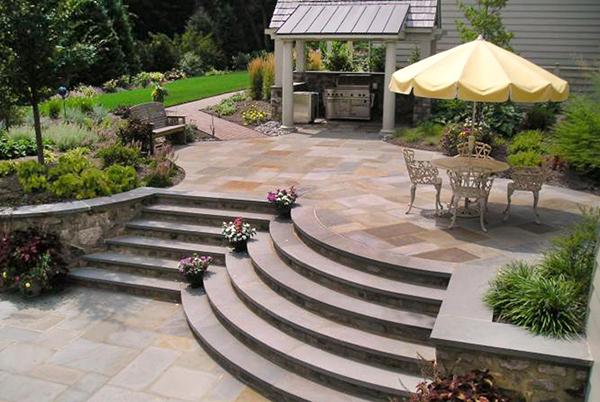 Popular Patio Design Plans