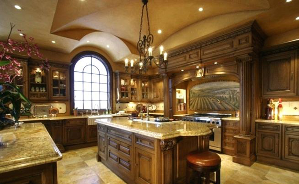 Today\'s Gourmet Kitchen Design Plan Ideas | CAD Pro