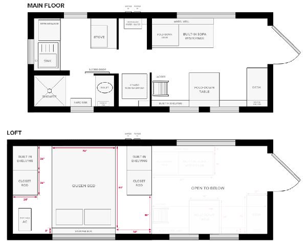 Popular tiny home builder plans cad pro for Tiny house builder software