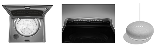 Google Home Smart Home Appliances