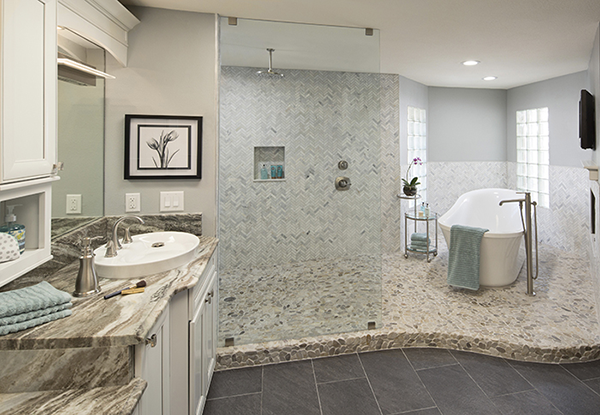 Planning A Bathroom Remodel Consider The Layout First: Bathroom Remodel Costs