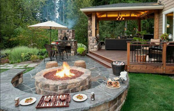 10 Best Backyard Landscape Ideas | CAD Pro