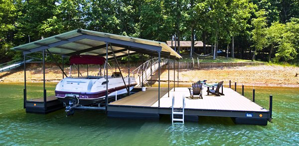 Popular Boat Dock Design Plans