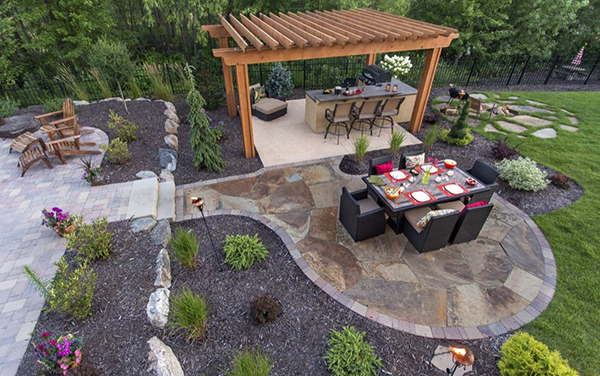Patio Designs | Patio Plans | Patio Design Software ...